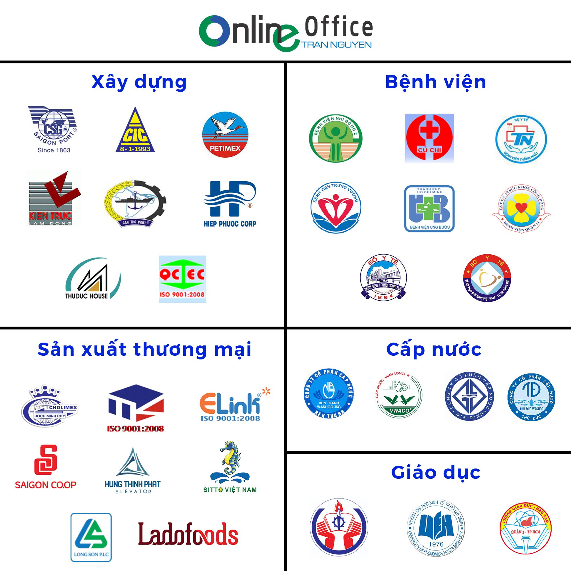 Khách hàng của Online Office